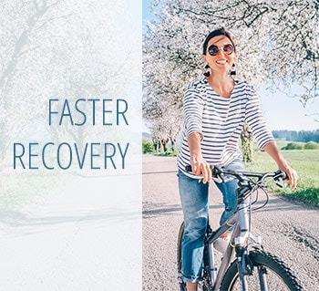 Laparoscopic Surgery Means Faster Recoveries