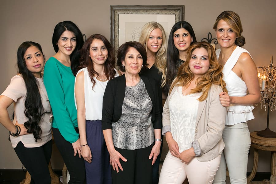Outpatient Hysterectomy Center of Los Angeles, Dr Thais Aliabadi and staff