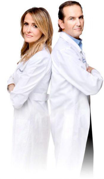 Dr. Yera and Dr. Aliabadi, Gynecological Surgeons